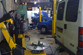 A&A Motors- Garage Services Morecambe